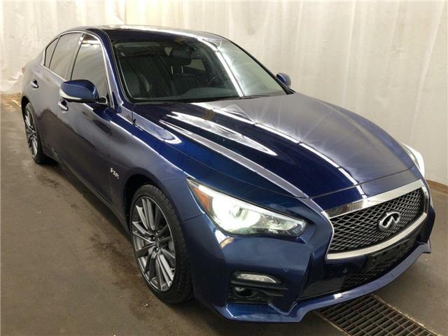 2016 Infiniti Q50  (Stk: JN1FV7) in Kitchener - Image 1 of 1