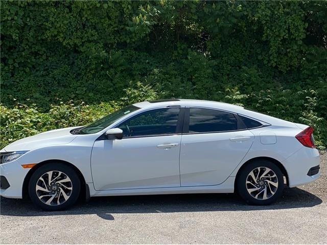 2017 Honda Civic EX (Stk: UC3563) in London - Image 1 of 13