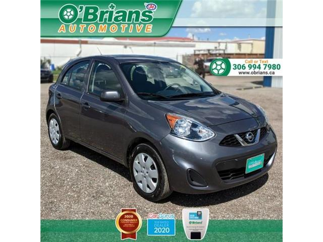 2019 Nissan Micra S (Stk: 13515A) in Saskatoon - Image 1 of 21