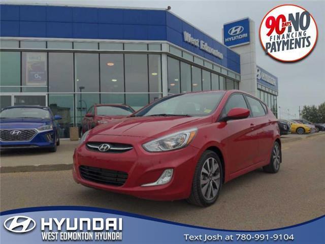 2017 Hyundai Accent  (Stk: E5094) in Edmonton - Image 1 of 20