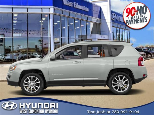 2016 Jeep Compass Sport/North (Stk: P1273A) in Edmonton - Image 1 of 1
