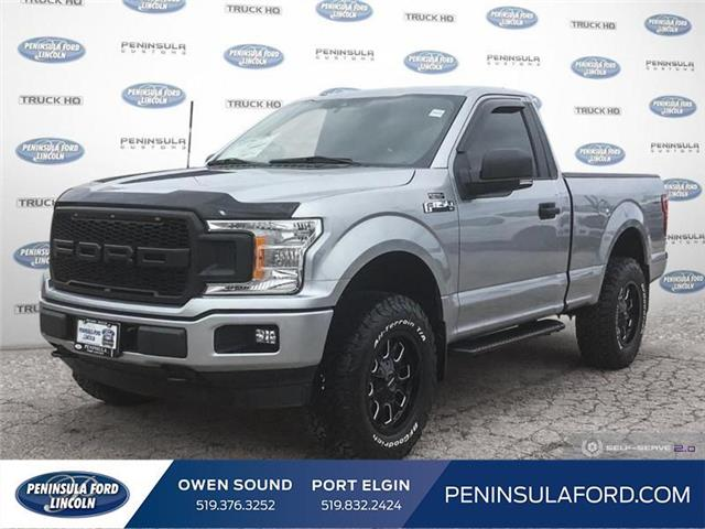 2020 Ford F-150 XL (Stk: 20FE61) in Owen Sound - Image 1 of 20