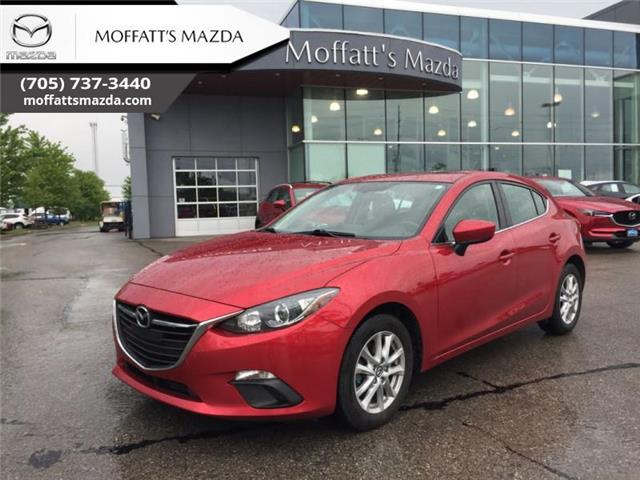 2016 Mazda Mazda3 Sport GS (Stk: 28377) in Barrie - Image 1 of 23