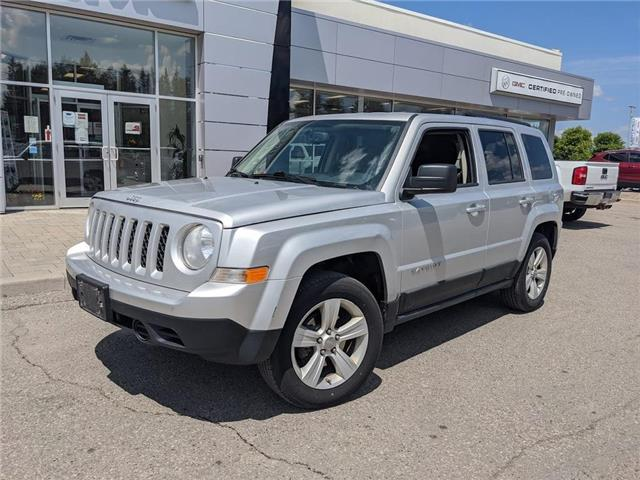 2011 Jeep Patriot  (Stk: B9945A) in Orangeville - Image 1 of 16