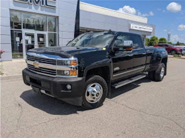 2016 Chevrolet Silverado 3500HD High Country (Stk: B9676A) in Orangeville - Image 1 of 24