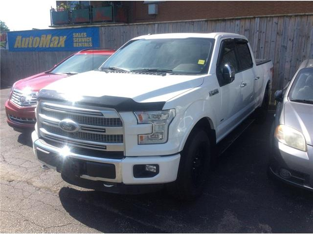 2016 Ford F-150  (Stk: A9054) in Sarnia - Image 1 of 1