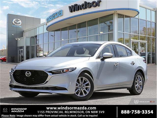2020 Mazda Mazda3 GS (Stk: M39311) in Windsor - Image 1 of 23
