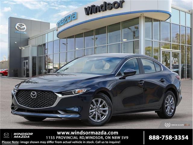 2020 Mazda Mazda3 GS (Stk: M39794) in Windsor - Image 1 of 11