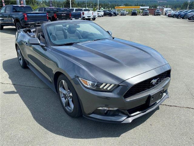 2017 Ford Mustang  (Stk: P201799) in Port Alberni - Image 1 of 13