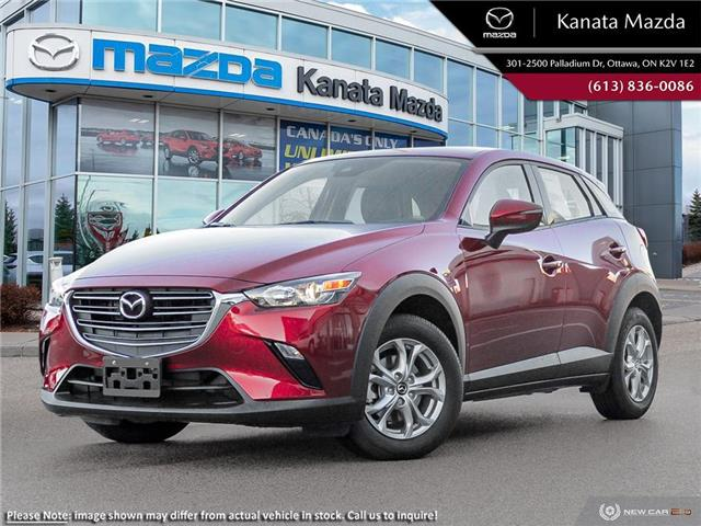 2020 Mazda CX-3 GS (Stk: 11582) in Ottawa - Image 1 of 23