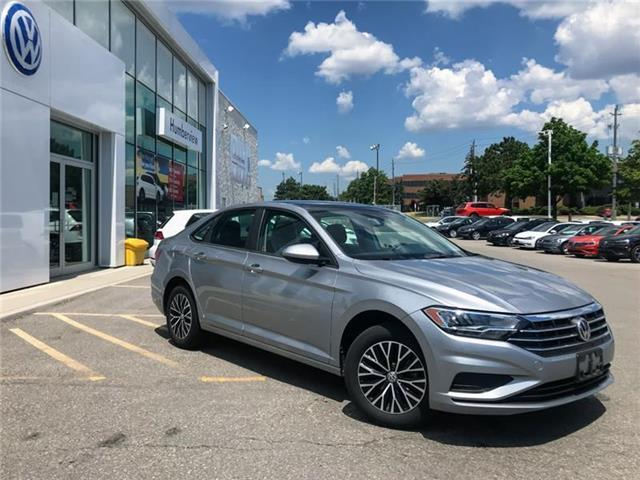 2019 Volkswagen Jetta 1.4 TSI Highline (Stk: 8161R) in Toronto - Image 1 of 20