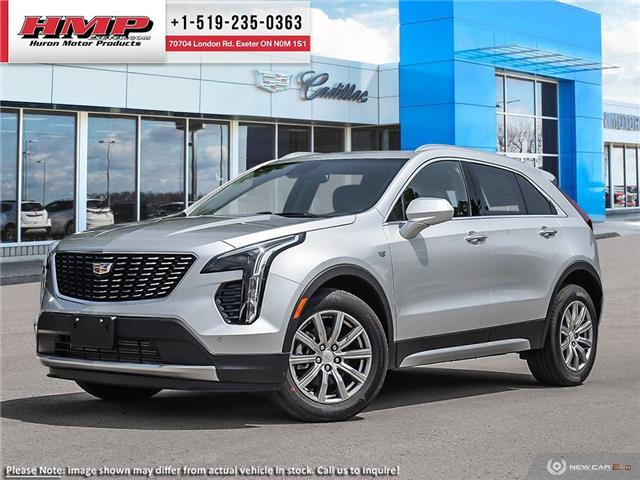 2020 Cadillac XT4 Premium Luxury (Stk: 87121) in Exeter - Image 1 of 23