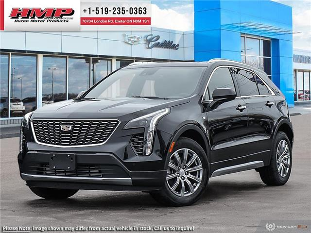 2020 Cadillac XT4 Premium Luxury (Stk: 86608) in Exeter - Image 1 of 23