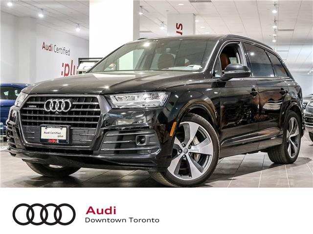 2018 Audi Q7 3.0T Technik (Stk: P3432) in Toronto - Image 1 of 29