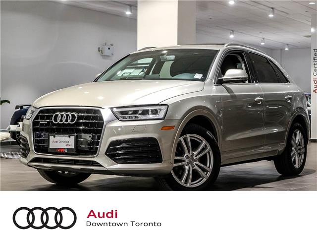 2016 Audi Q3 2.0T Technik (Stk: P3734) in Toronto - Image 1 of 27