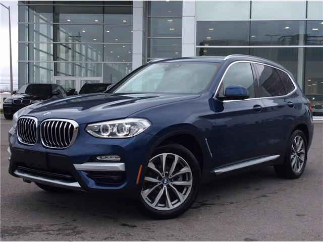 2020 BMW X3 xDrive30i (Stk: 13900) in Gloucester - Image 1 of 25