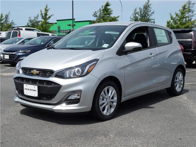 2020 Chevrolet Spark 1LT CVT (Stk: 0209070) in Langley City - Image 1 of 6