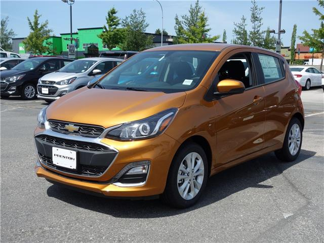 2020 Chevrolet Spark 1LT CVT (Stk: 0209250) in Langley City - Image 1 of 6