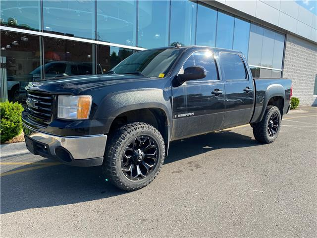 Used 2007 GMC Sierra 1500 All-New SLT SLT|CREW CAB|4X4|SOLD AS IS / AS TRADED - London - Finch Chevrolet