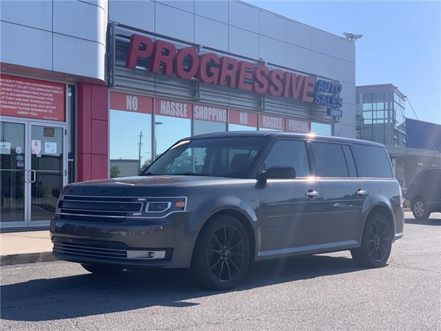 2016 Ford Flex Limited (Stk: GBA08442) in Sarnia - Image 1 of 15