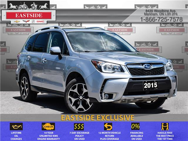 2015 Subaru Forester 2.0XT Touring (Stk: 573314B) in Markham - Image 1 of 27