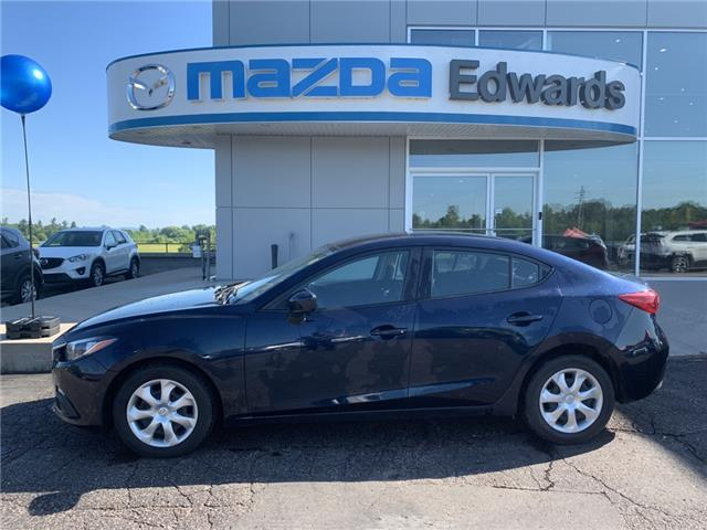 2016 Mazda Mazda3 GX (Stk: 22276) in Pembroke - Image 1 of 11
