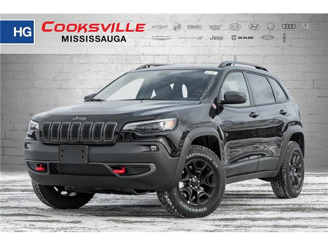2020 Jeep Cherokee Trailhawk (Stk: LD565804) in Mississauga - Image 1 of 20
