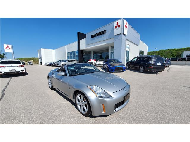 2005 Nissan 350Z 35th Anniversary (Stk: ) in Owen Sound - Image 1 of 19