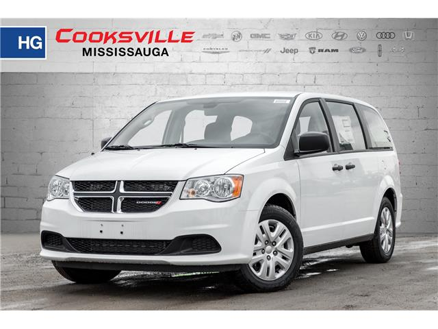2020 Dodge Grand Caravan SE (Stk: LR214319) in Mississauga - Image 1 of 20