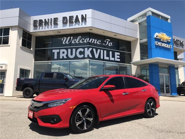 2018 Honda Civic Touring 2HGFC1F99JH104952 P2208 in Alliston