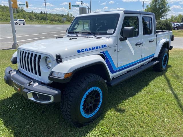 2020 Jeep Gladiator Sport S (Stk: 6426) in Sudbury - Image 1 of 14