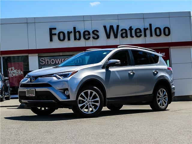2017 Toyota RAV4 Limited (Stk: 11782) in Waterloo - Image 1 of 24