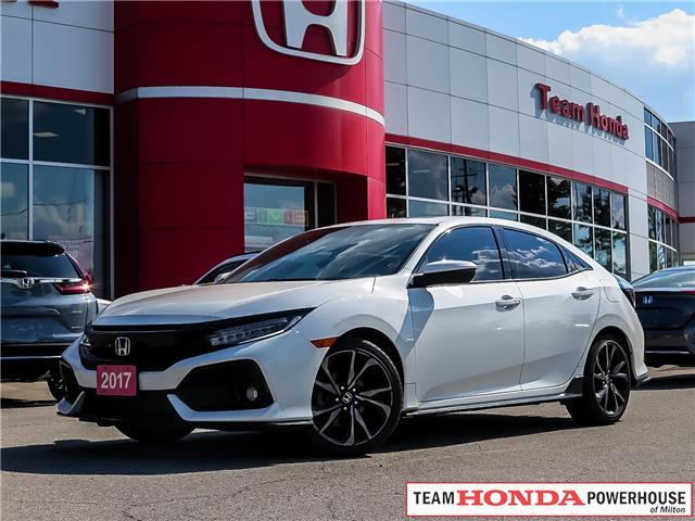 2017 Honda Civic Sport Touring (Stk: 3601) in Milton - Image 1 of 24