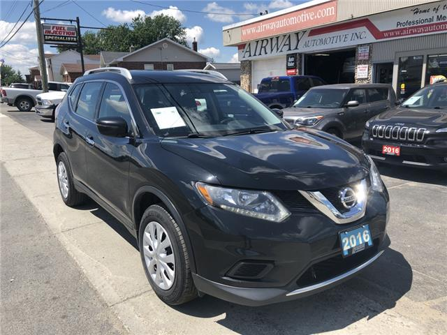 2016 Nissan Rogue S (Stk: ) in Garson - Image 1 of 9