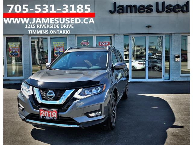 2019 Nissan Rogue SL (Stk: N20258B) in Timmins - Image 1 of 14