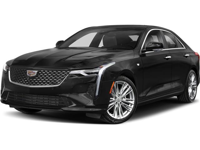 2020 Cadillac CT4 Sport (Stk: F-XRKJPQ) in Oshawa - Image 1 of 5