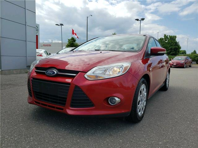 2012 Ford Focus SE 1FAHP3F25CL439678 KL557402A in Bowmanville