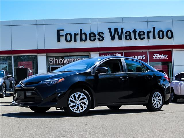 Used 2018 Toyota Corolla LE  - Waterloo - Forbes Waterloo Toyota
