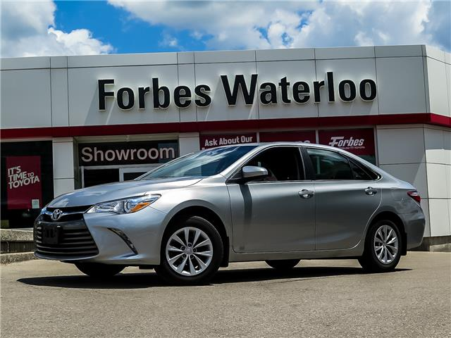Used 2017 Toyota Camry LE  - Waterloo - Forbes Waterloo Toyota
