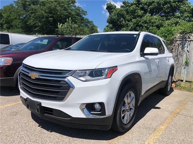 2018 Chevrolet Traverse LT  AWD, Trailer pkg, RMT Start, Power Liftgate (Stk: PL5316) in Milton - Image 1 of 1