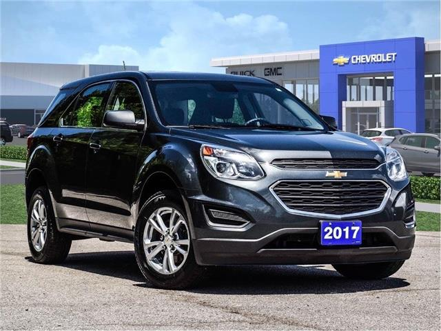 2017 Chevrolet Equinox LS (Stk: 225486A) in Markham - Image 1 of 26