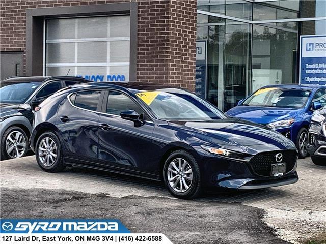 2019 Mazda Mazda3 Sport GS (Stk: 29611A) in East York - Image 1 of 29