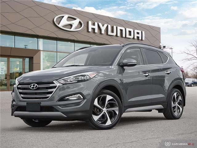 2017 Hyundai Tucson Limited (Stk: 82267) in London - Image 1 of 27