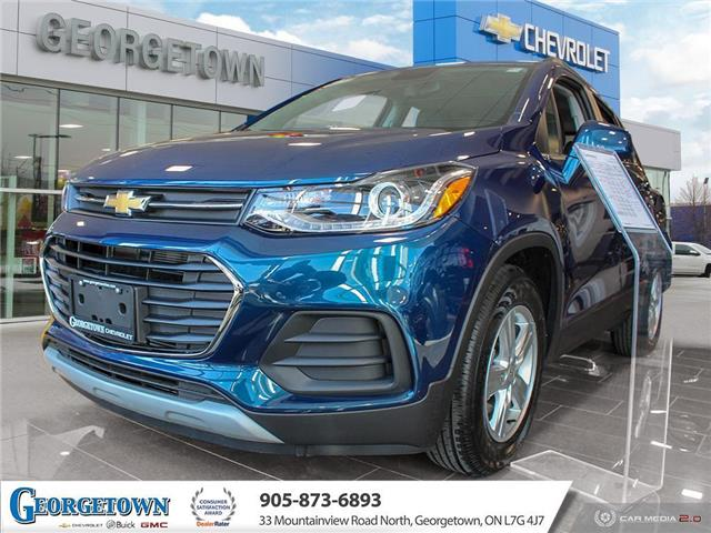 2020 Chevrolet Trax LT (Stk: 31941) in Georgetown - Image 1 of 25
