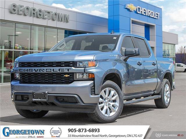 2020 Chevrolet Silverado 1500 Silverado Custom 1GCPYBEK6LZ266295 31920 in Georgetown