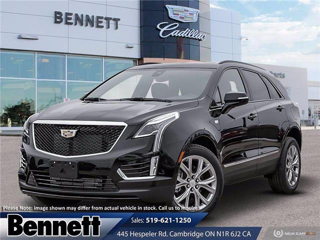 2020 Cadillac XT5 Sport (Stk: D200448) in Cambridge - Image 1 of 19