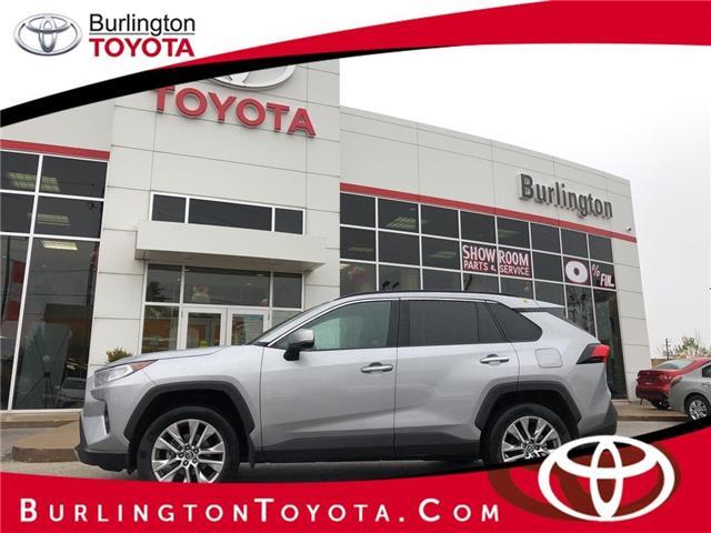 2019 Toyota RAV4 Limited (Stk: 198039.) in Burlington - Image 1 of 16