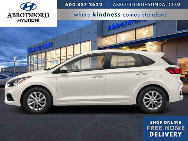 2020 Hyundai Accent Preferred Manual (Stk: LA116507) in Abbotsford - Image 1 of 1