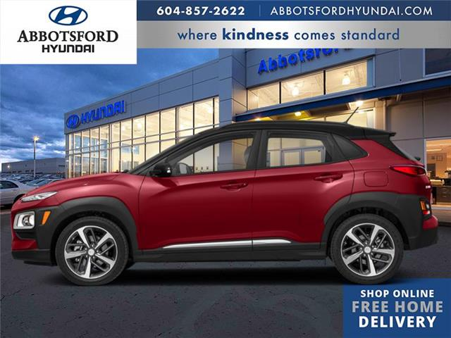 2020 Hyundai Kona 1.6T Trend AWD w/Two-Tone Roof (Stk: LK554244) in Abbotsford - Image 1 of 1