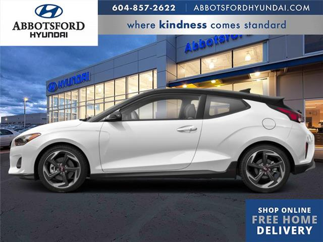 2020 Hyundai Veloster Turbo DCT w/Two-Tone Paint (Stk: LO023462) in Abbotsford - Image 1 of 1